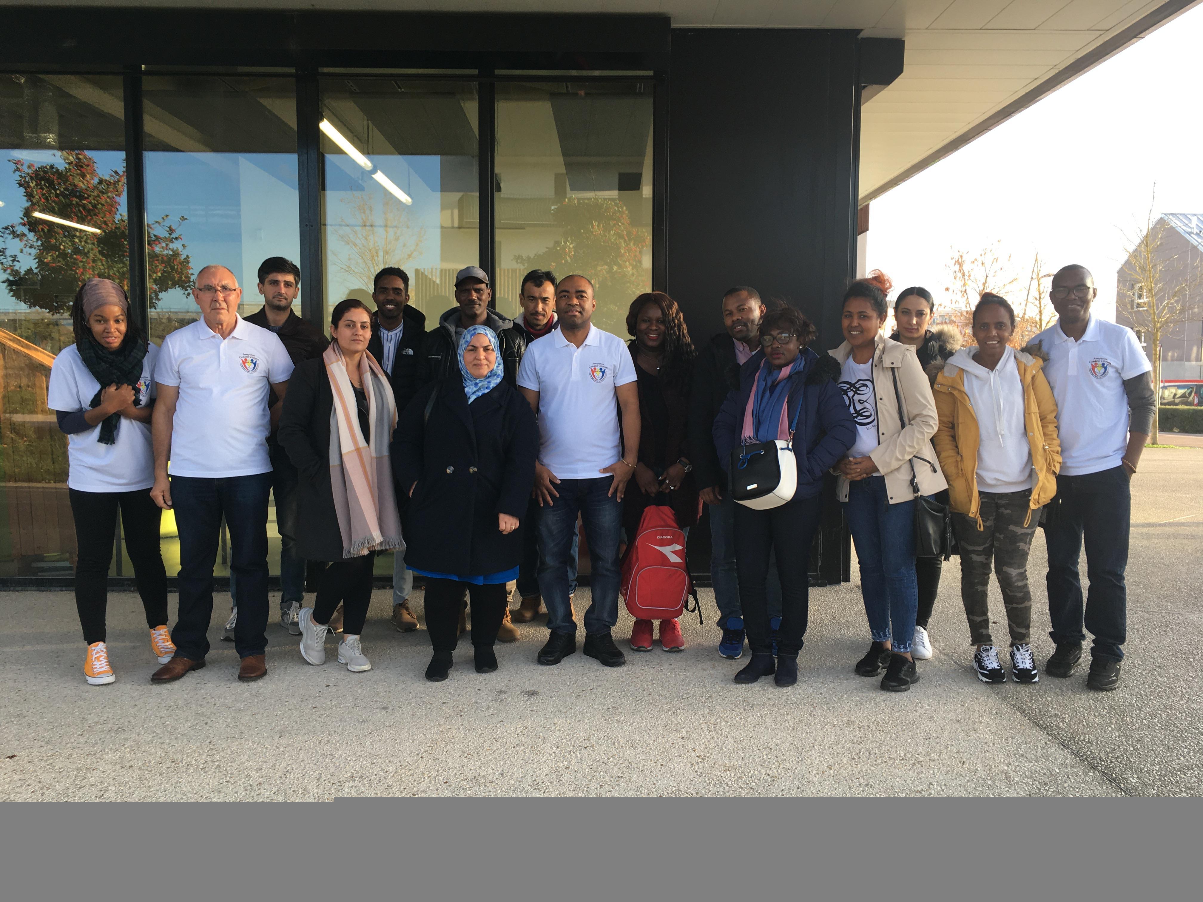 Rencontre des stagiaires de Yschools le 7/11/2019