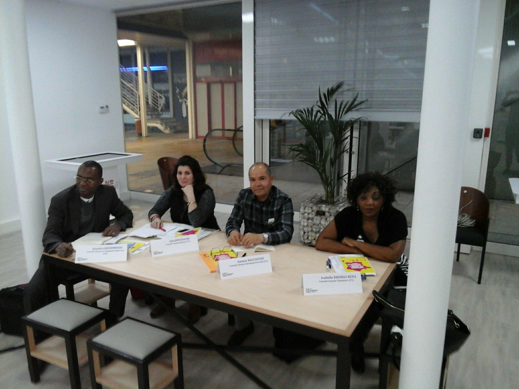 Participation à une formation à Paris