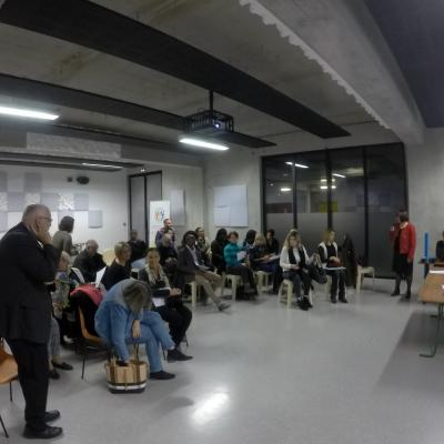 Présentation du rapport Contrat de Ville 2018 aux membres des CC